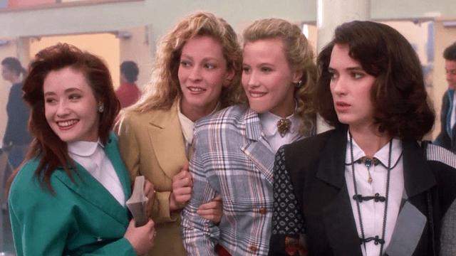"Movie review: ""Heathers"" (1988) – darkadaptedeye"