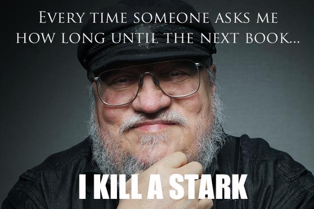I kill a stark