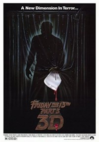 friday the 13th 3 poster