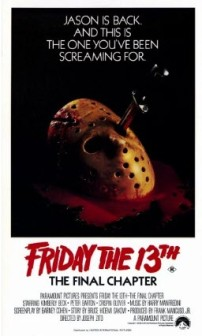 friday the 13th 4 poster