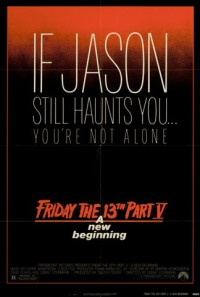 friday the 13th 5 poster