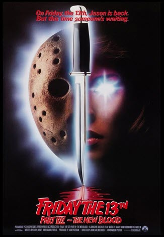 friday the 13th 7 poster