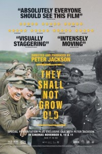 they shall not poster